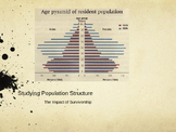 Population Structure: Studying Changes