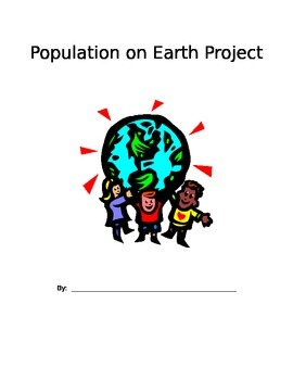 Population on Earth Project