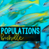 Populations Bundle - Google Classroom Friendly