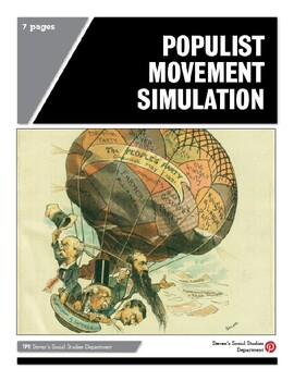 Populist Movement Simulation