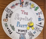 Populist Platform Voting Pin Activity