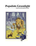 Populists Greenlight - Allegories and the populist movement