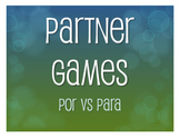 Por Vs Para Partner Games