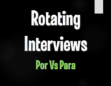 Por Vs Para Rotating Interviews