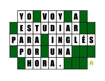 Por Vs Para Wheel of Spanish