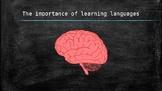 Por qué estudiar idiomas