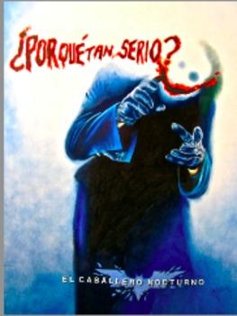 Por que tan serio Joker Picture