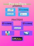 Por versus Para Infographic PDF
