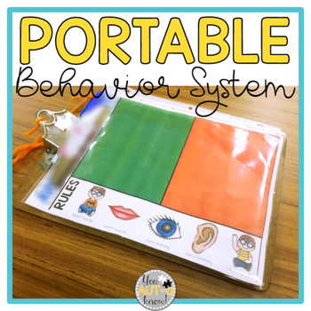 Portable Behavior and Reinforcement System