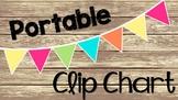 Portable Clip Chart (Editable)