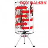 Portable Electric Clothes Dryer | Dry Baloon Hanger