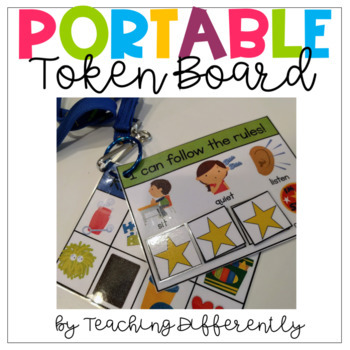 Portable Token Board