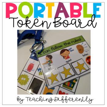 Portable Token Board