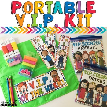 Portable VIP Freebie