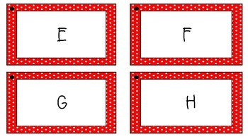 Portable Word Wall Grades K - 3