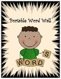Portable Word Walls