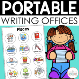 Portable Writing Offices (Resources for Writing Workshop K-2)