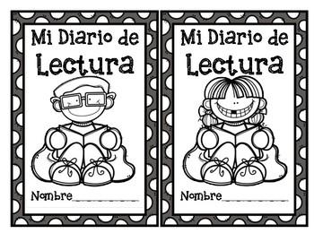 Portada de Diario Journal Cover (Spanish)