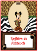 Portadas Mickey Safari