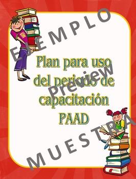 +40 Portadas para carpetas y portafolios de maestros: Modelo rojo y amarillo