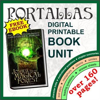 Portallas book unit (includes FREE eBook)