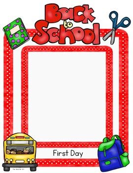 Pre-K-Kindergarten-Sp. Ed.-1st-2nd-3rd Gr.- Portfolio-Memory for the School Year