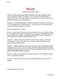 Portfolio Assignment for Language Arts