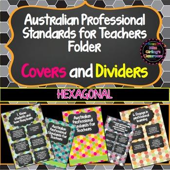 Portfolio Covers (Hexagonal) - Australian Professional Standards