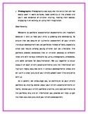 Portfolio Handouts