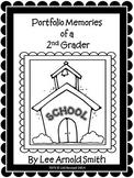 2nd Grade Portfolio Journal Memories