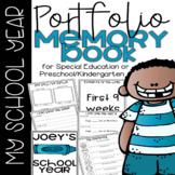 Portfolio Memory Book