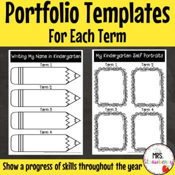 Portfolio Page Templates