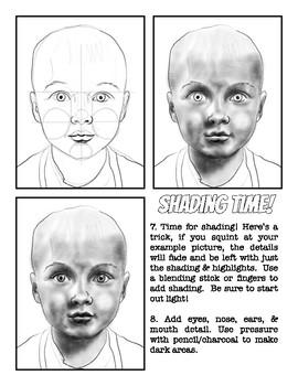 Portrait Drawing handouts