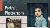 Portrait Photography Project