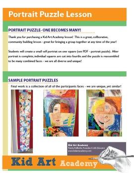 Portrait Puzzle