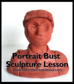 Portrait Sculpture Bust Lesson