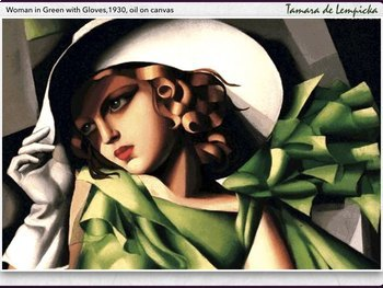 Portrait - Fine Art - Painting & Photography - 230 Slides - Portraiture