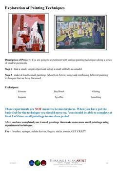 Portraits and Culture - full unit