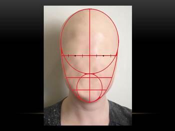 Portraiture - Proper Placement of Facial Features