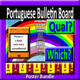 Portuguese Bulletin Board Bundle