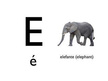 Portuguese Picture Alphabet PowerPoint