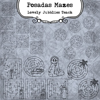 Posadas Themed Mazes