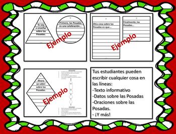 Posadas Writing Mobile in Spanish & English