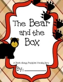 Position / Direction Vocabulary Words: Class Books