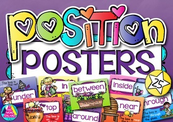 Position Posters
