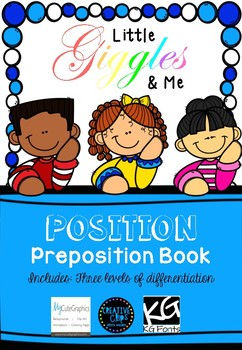 Position - Preposition Booklet