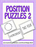 Position Puzzles #2