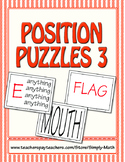 Position Puzzles #3