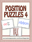 Position Puzzles #4