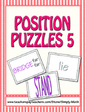 Position Puzzles #5